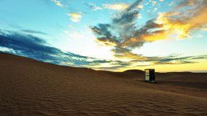 Pustynia-w-Maroko